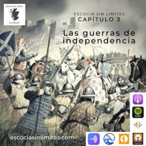 Las guerras de independencia de Escocia