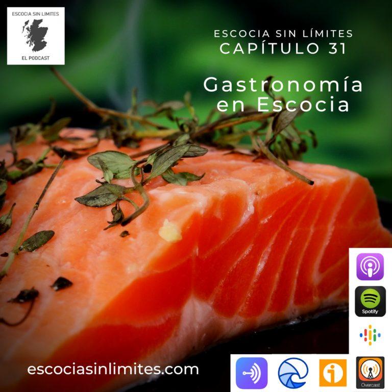 Gastronomía en Escocia
