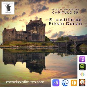 El castillo de Eilean Donan