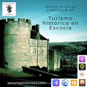 Turismo histórico en Escocia