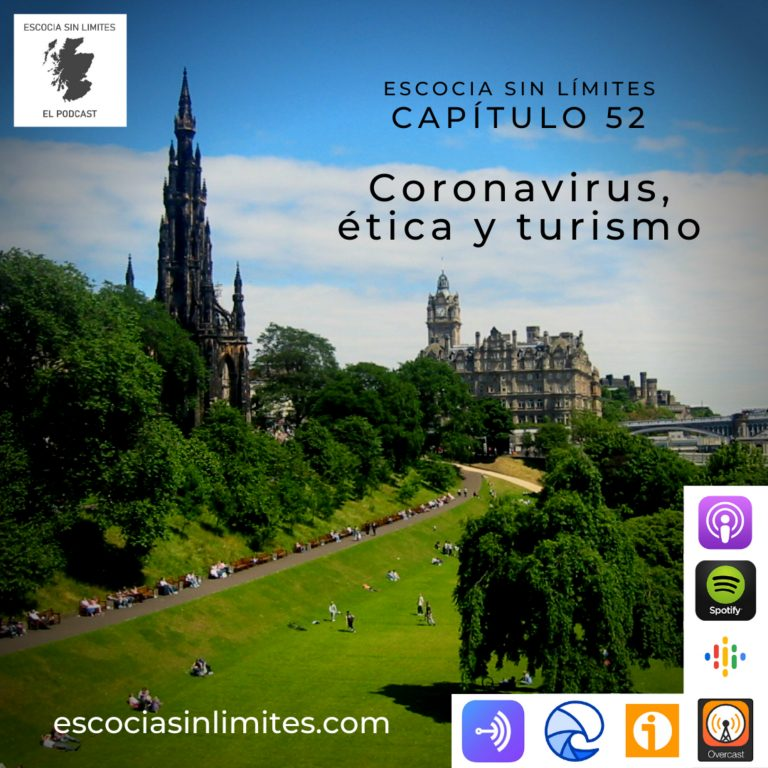 Coronavirus ética y turismo
