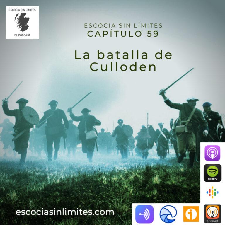 La batalla de Culloden