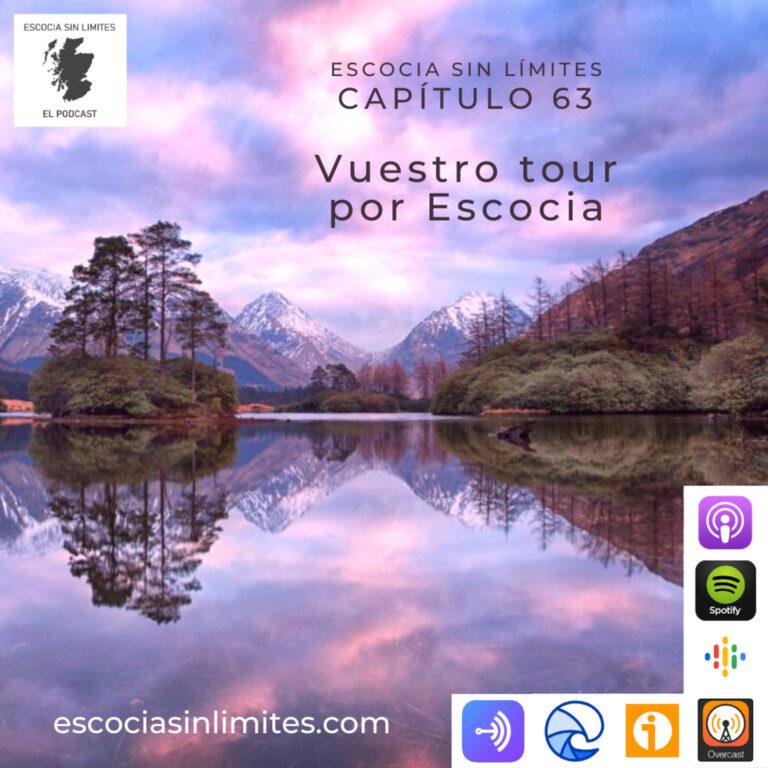 Vuestro Tour por Escocia