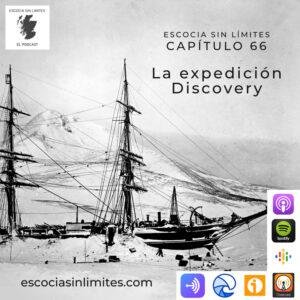 La expedición Discovery