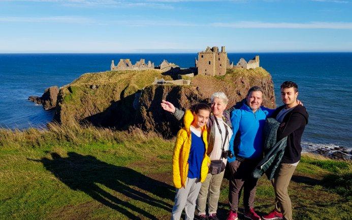 Tours por Escocia