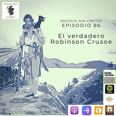 El verdadero Robinson Crusoe